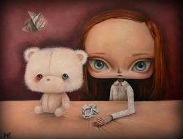 whitebear by paulee1