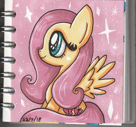Fluttershy by RaynaOfTheDead