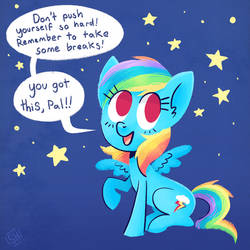 You Got This! by SteveHoltisCool
