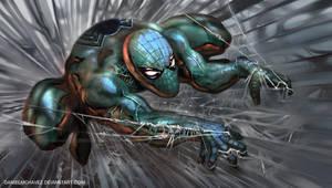 Spider-Man (Alien aka Venom Costume) by danielmchavez