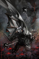 Dark Knight by danielmchavez