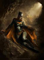 Batgirl by danielmchavez