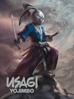 Usagi Yojimbo by danielmchavez