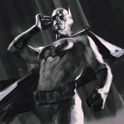 Batman by danielmchavez