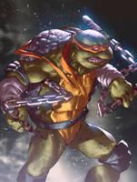 Michelangelo by danielmchavez
