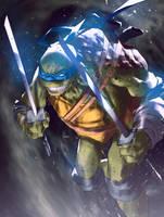 Leonardo by danielmchavez