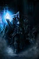 Walker of the Forgotten by RobTromans