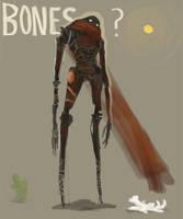 bones speedie by Parkhurst