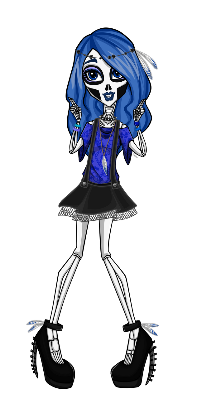 Darcy Title Monster High Fc By Lazy Banana Heart On Deviantart