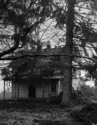 House in the shadows... by thewolfcreek