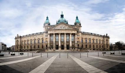 Bundesverwaltungsgericht by DonaldPipowitch