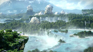Final Fantasy XIV by woodfog7