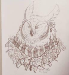 Kadesh, the bird boy by Love-Link