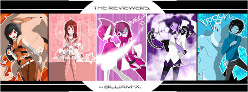 The New and Improved Reviewers! by Billiam-X