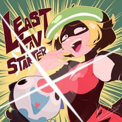 Poketober Day 6: Least Favorite Starter by Billiam-X