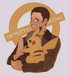 Detective Pikachu by Billiam-X