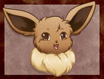 eevee by raininess