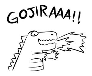 Accidental Avatar - Gojira is Here by Humite-Ubie