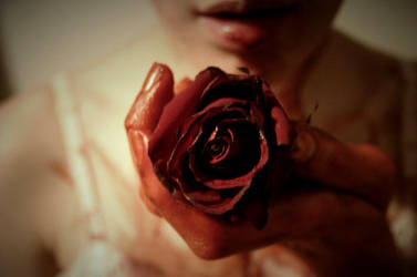 I 'Bloody' Love You. by WistfulAurora