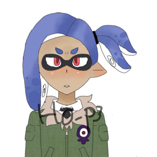 Sploon oc by H0-p3