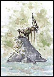 Fisher King by lebriz