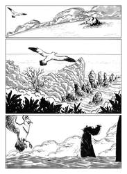 Ubaru Page 1 by lebriz