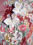 Butterfly Kanzashi by Corselia
