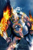Demrius Demonic Rage by rjakobson