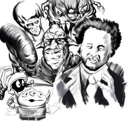 Not Saying It's Aliens... by rjakobson