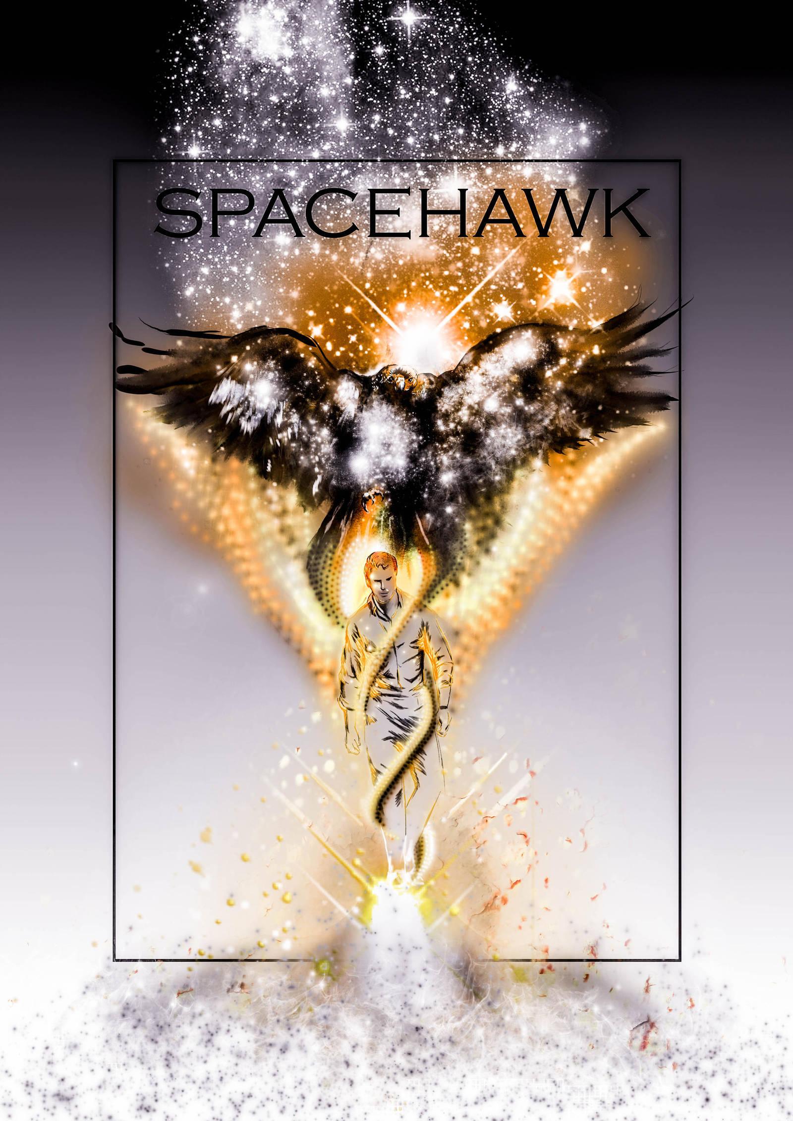 Spacehawk  by rjakobson