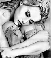 Brittany Murphy Tribute by artbyjoewinkler