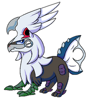 silvally by owlisaurus
