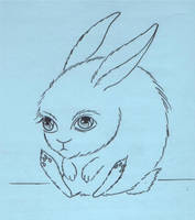 Bunny by rony-robber