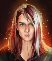 Bonfire by LoranDeSore