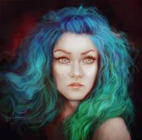 Mermaid by LoranDeSore
