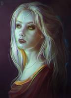 Night Lady by LoranDeSore