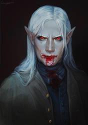 Vampire by LoranDeSore