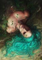 Merman by LoranDeSore