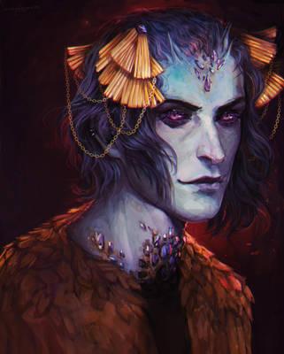 Amethyst by LoranDeSore