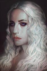 Daenerys by LoranDeSore