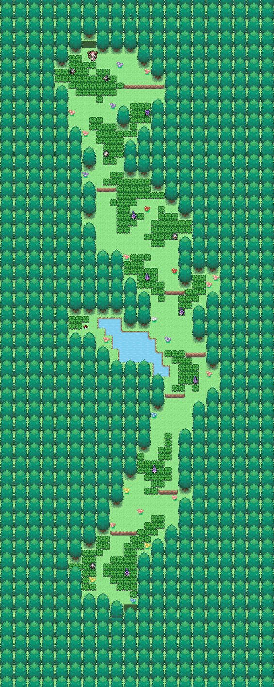 Route 1 by desbrina