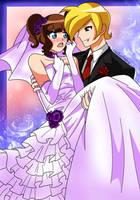 Groom Is Here, My Sweet Bride~ by RedAceStarz