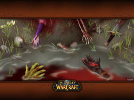 World Of Warcraft Wallpaper 1 by thefjk