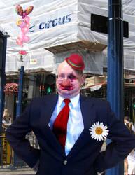 Jason The Clown by thefjk