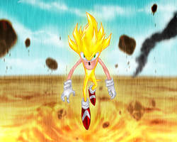 Super Sonic Form by thefjk