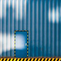 Blue Door by DonGolgi
