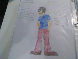 Steven Morgan Twokinds Fanart by matthew1571571570