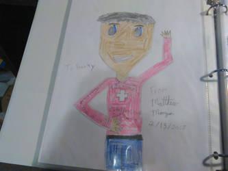 Franky Twokinds Fanart by matthew1571571570