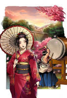 matsuri by diogosaito