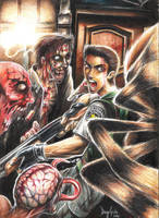 Resident Evil by diogosaito